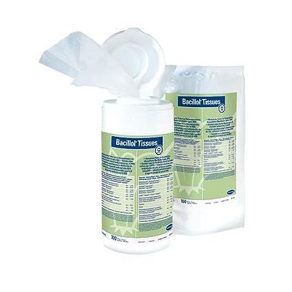 bacillol tissues, Después De Relleno Pack con 100 toallitas
