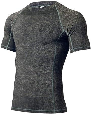 Vêtements De Fitness Pour Hommes Haut d'entraînement