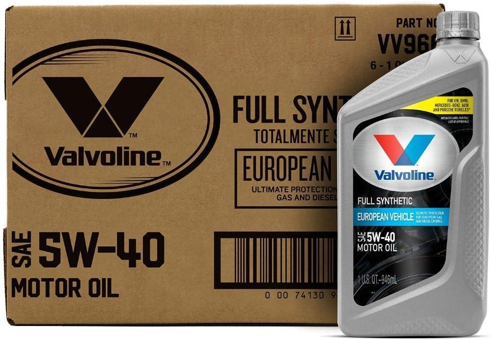 Valvoline VV966 Full Synthetic Motor Oil