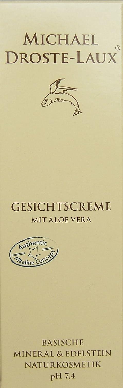 Michael Droste-Laux Naturkosmetik basische Gesichtscreme, 1er Pack ...