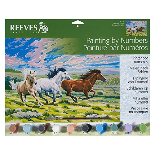 reeves paint by number - 5