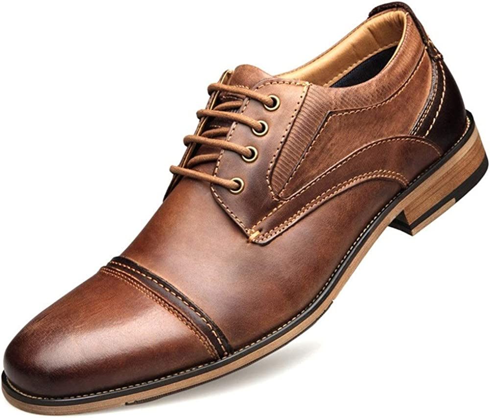 Oxfords, Formal Stitching Casual Oxford