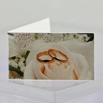 Il Villaggio Degli Sposi 20 Bigliettini Bomboniera Matrimonio Con