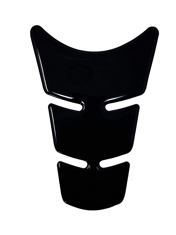 Color negro Protecci/ón para el tanque de moto Modular 3D Quattroerre S/úper delgado Modelo n.1887
