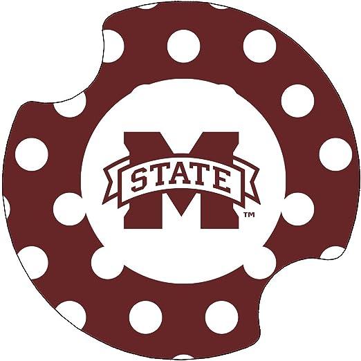 2-Pack Thirstystone Kansas State University Car Cup Holder Coaster
