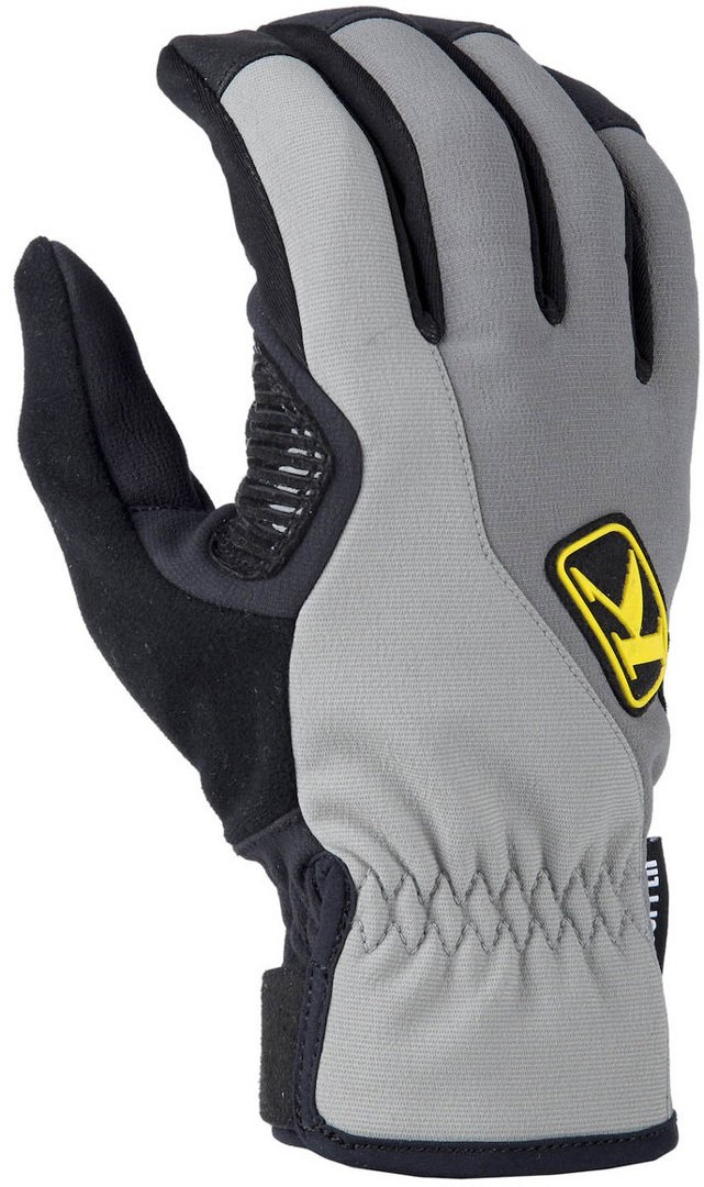Black//X-Large KLIM Inversion Mens Ski Snowmobile Gloves