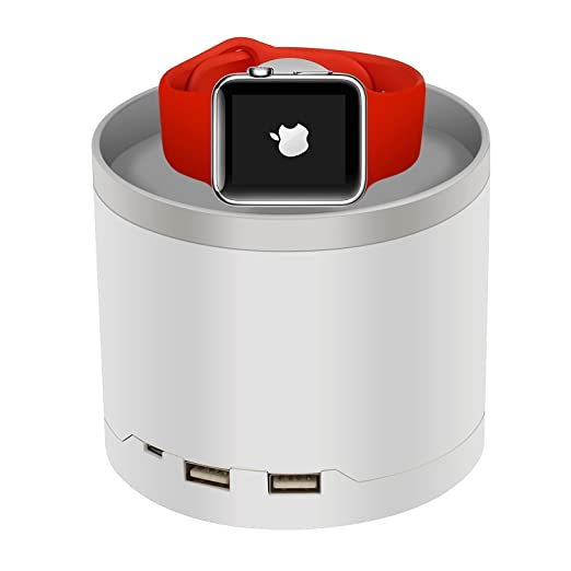 3 opinioni per MixMart Stazione di Ricarica Multidispositivo con 3 Porte USB, Dock