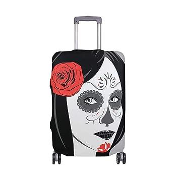 6d4000170eb0 Amazon.com | Scary Woman Avatar Safflower Traveler Lightweight ...