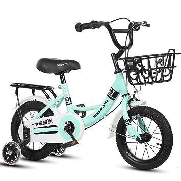 Bicicletas para niños de 2 a 8 años, bicicleta para niños, triciclo con pedales