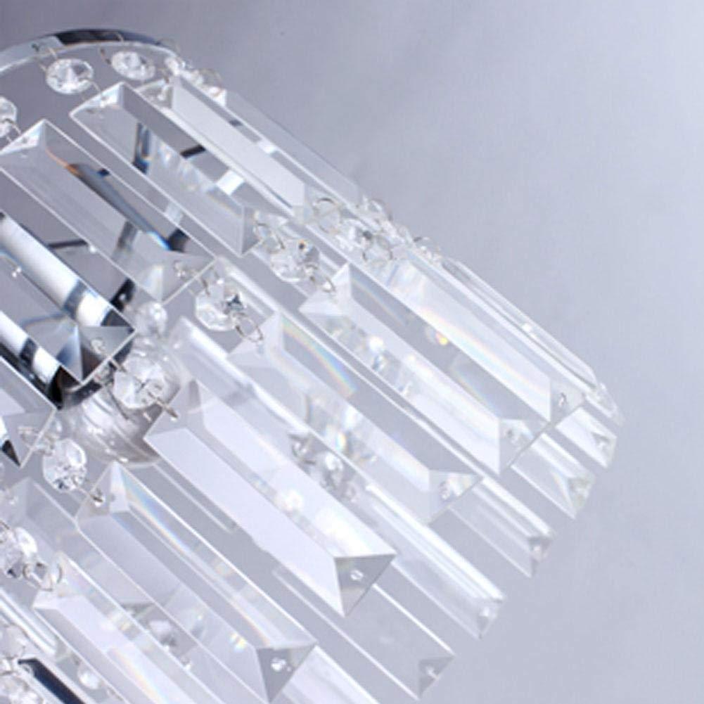 Luminaires Intérieur Cuisine U0026 Maison Design Moderne Lampe Suspendue Minimaliste  Élégant 1 Lumière En Métal Cristal ...
