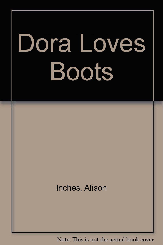 Download Dora Loves Boots pdf epub
