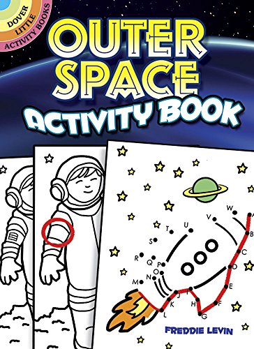 Outer Space Activity Book (Dover Little Activity Books)