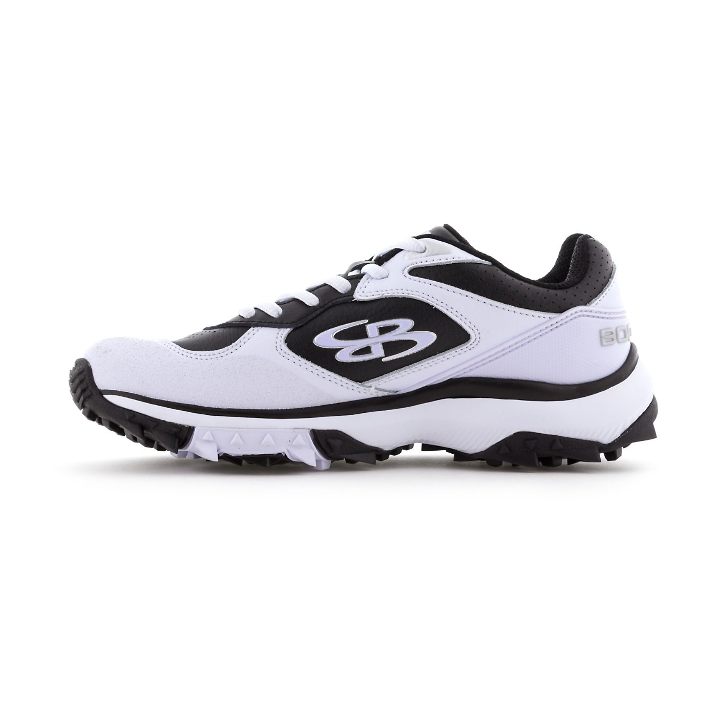 Boombah Women's Endura Turf Black/White - Size 6 by Boombah (Image #3)