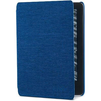 Funda de tela para Kindle, azul