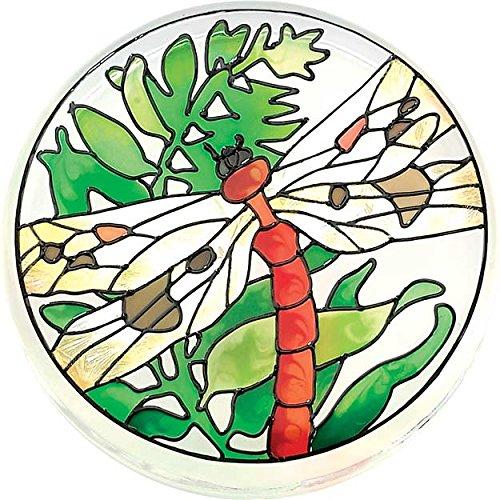 - Paperweight/Coaster-PWT1014-Botanical