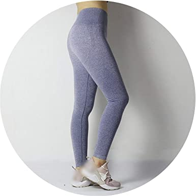 8100e89825 Amazon.com: Late-love Tummy Control Seamless Leggings Women Push Up Yoga Pants  High Waist Sports Leggings Workout Running: Clothing