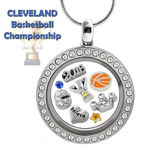 Cleveland baloncesto Campeonato Juego De camafeo colgante de ...