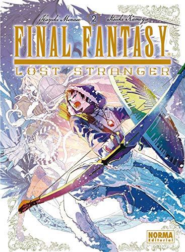 Final Fantasy Lost Stranger 2 por Hazuki Minase, Itsuki Kameya