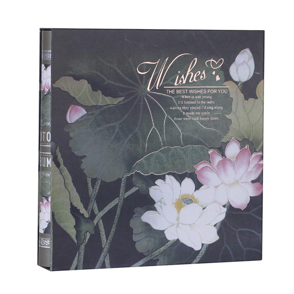 seso UK de clásica retro intersticio álbum de fotos, Memo de boda de álbumes de fotos, para 500fotos con un tamaño de 6x 4/10.2x 15.2cm (4R)