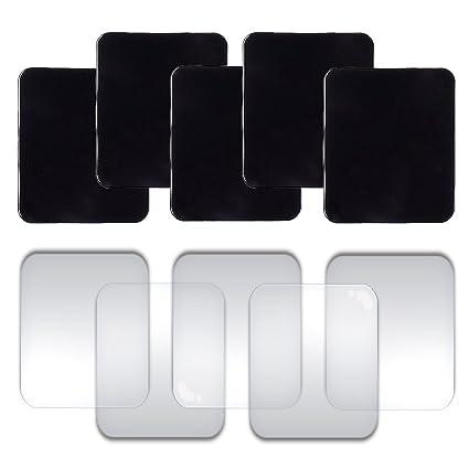 Gel Pads, Sticky Pad Anti-Slip Gel, IHUIXINHE 10PCS Adhesivo Antideslizante Gel Pads. Pasa ...