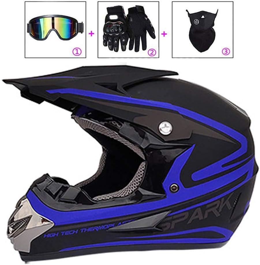TOOGOO Motorcycle Goggles Motocross Goggles Helmet Glasses Windproof Off Road Moto Cross Helmets Goggles