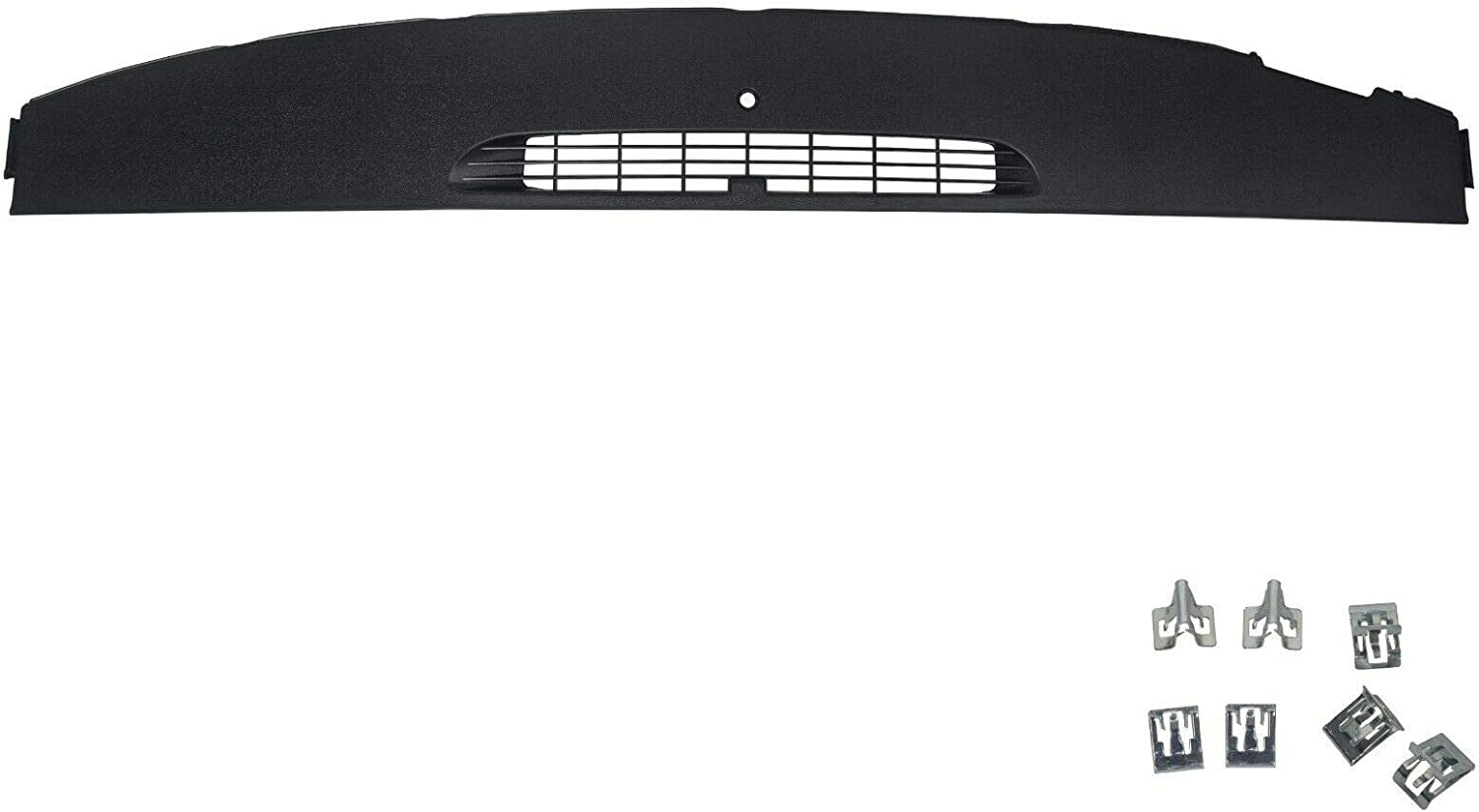 New, Quality Instrument Upper Dash Trim Panel for 07-13 Chevrolet GMC Replacement 23224733 + Useful Free E-Book