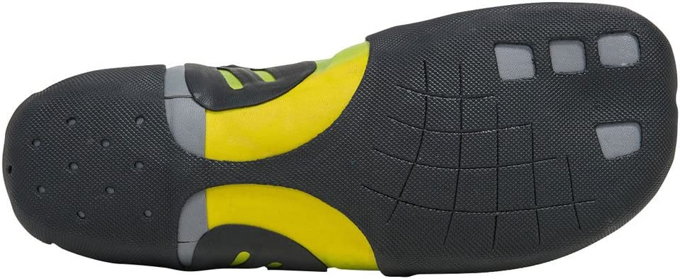 Talon et Pointe renforc/és pour Plus de durabilit/é Noir Botte Unisexe GUL 5mm Power Split Toe N/éopr/ène Combinaison Bottes Chaussures