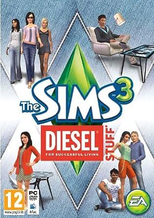The Sims 3 Diesel Stuff Pack (PC DVD) [Importación inglesa]: Amazon.es: Videojuegos