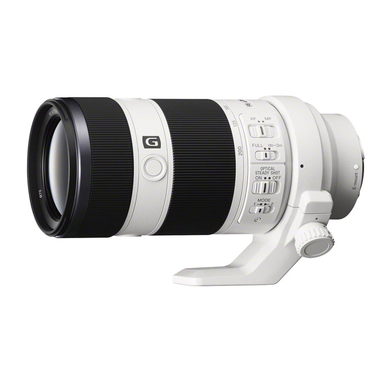 Sony SELG Objetivo OSS montura E para Sony Minolta distancia focal mm