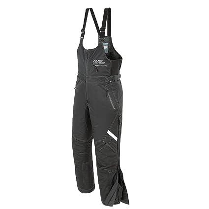 a05fc2bd173 Amazon.com  HJC Extreme Women s Snow Bib (Black