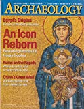 Archaeology November December 2003 An Icon Reborn Restoring Istanbul's Hagia Sophia