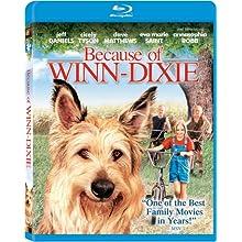 Because of Winn-Dixie [Blu-ray] (2011)