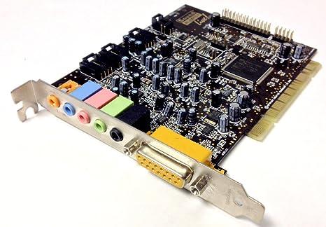 Amazon.com: Creative Labs Sound Card PCI, Sound Blaster Live ...