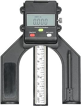 Desconocido Calibre de Altura para Sierra de Mesa, Pantalla LCD ...