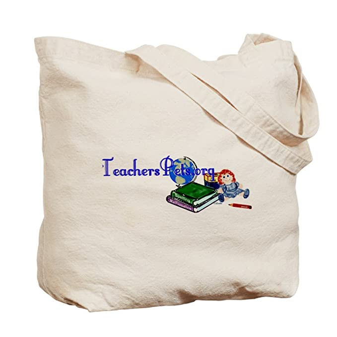 CafePress - Teaching Assistants Canvas - Natural Canvas Tote Bag ... 30a28362d47a4
