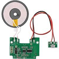 Placa de Circuito PCBA de Cargador inalámbrico Qi DIY para teléfonos móviles estándar Qi con módulo transmisor de Carga…