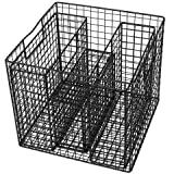 A & B Home Inc. 4-piece Set of Wire Baskets