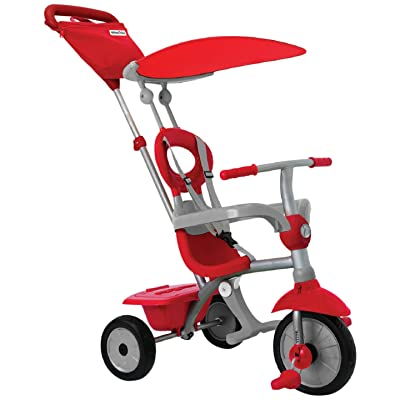 smarTrike 618 Zip Plus Heavy Duty 3 in 1 (Touch Steering Trike as a Solid Metal Construction: Toys & Games