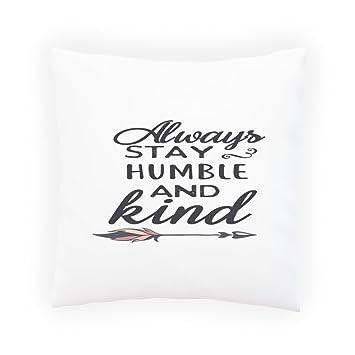 Amazon.com: Siempre permanecer humilde y agradable colores ...