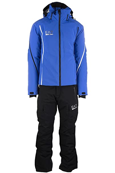 buy online d24c1 af740 Emporio Armani EA7 Tuta da Sci Uomo Giacca Pantaloni ...