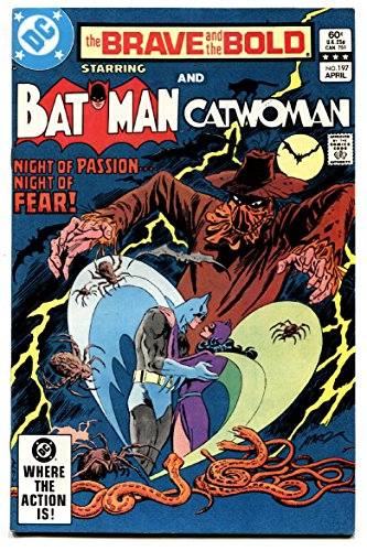 Brave and the Bold #197-Batman marries Catwoman-comic book