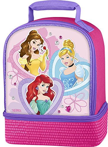 Thermos Dual Compartment Lunch Princess product image