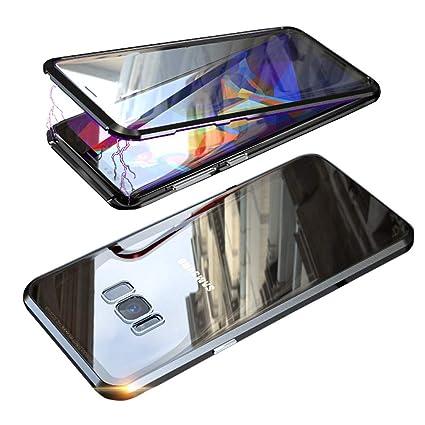 Amazon.com: UMTITI - Funda para Samsung Galaxy S8, cuerpo ...