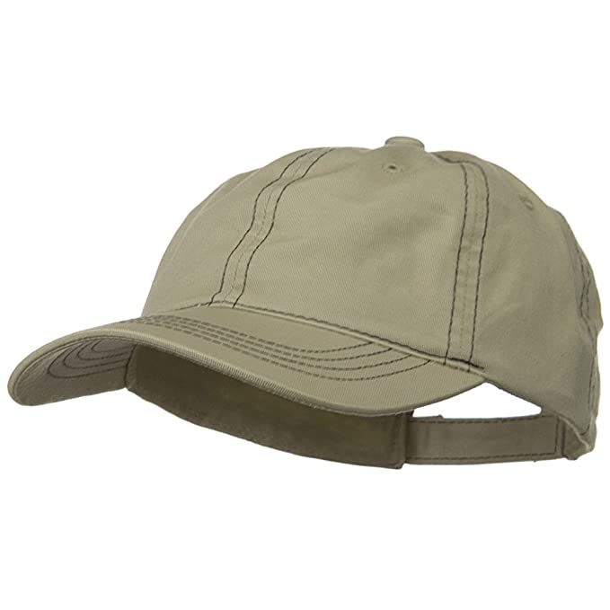 Image Unavailable. Image not available for. Color  DECKY Contra Stitch  Washed Polo Cap ... 81ba6c3764f5