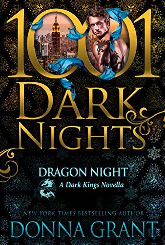 Dragon Night: A Dark Kings Novella by [Grant, Donna]