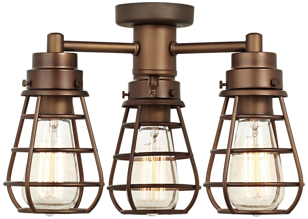 Bendlin industrial oil rubbed bronze ceiling fan light kit bendlin industrial oil rubbed bronze ceiling fan light kit amazon aloadofball Choice Image