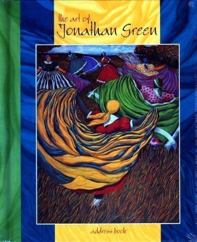 Books : The Art of Jonathan Green Address Book