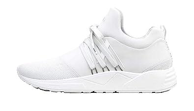 6d10e1b6 ARKK Copenhagen EL1411-9936-W - Sneaker - Raven Mesh S-E15 White Army -  WEIß - Damen