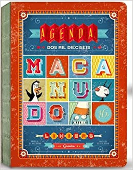 Macanudo 2016 Agenda encuadernada azul (Spanish Edition ...