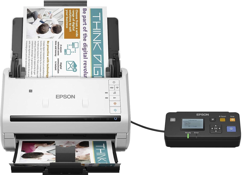 Epson WFDS570W - Escáner de Documentos en Color A4 (Capacidad de ...